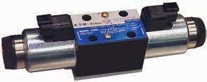 Vickers DG4V Ventil