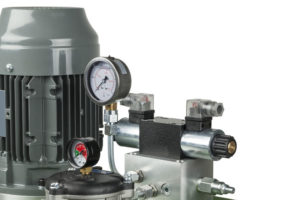 Hydraulikpumpe Reparatur mit Ventil